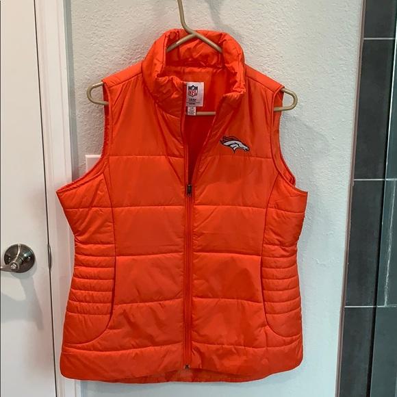 new arrival 3dd83 71245 Denver Broncos vest